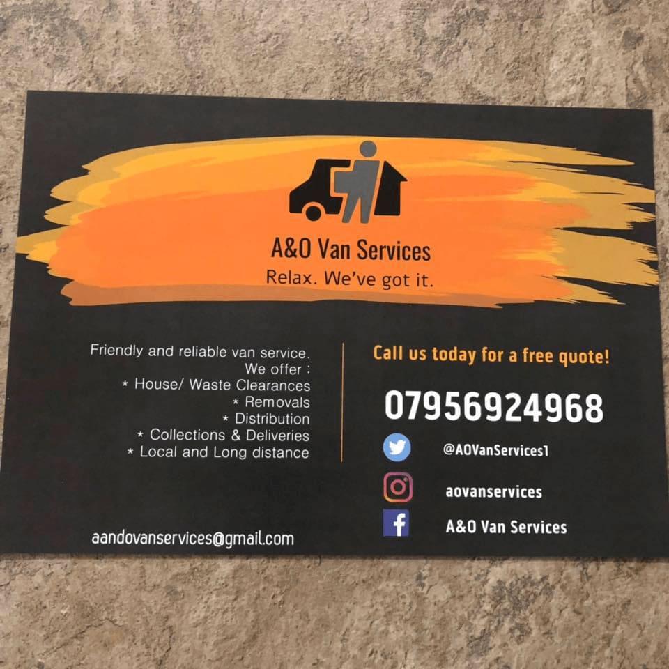 A&O Van Services - Towcester, Northamptonshire NN12 7QD - 07956 924968   ShowMeLocal.com