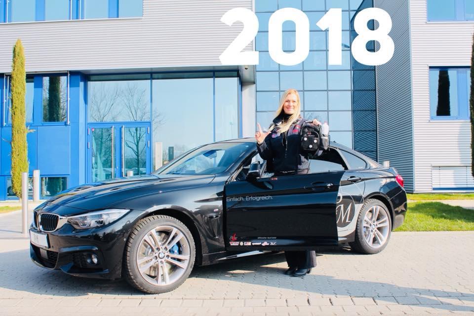 Christine Schrage - FitLine - PM International Stuttgart