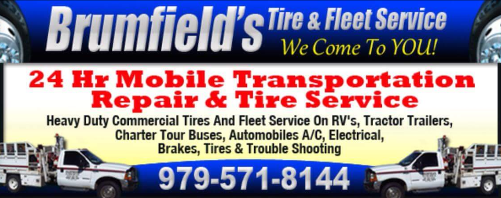 Tire Repair Near Me Open Sunday >> Brumfield's Tire and Fleet 24 Hour Road Service, College ...