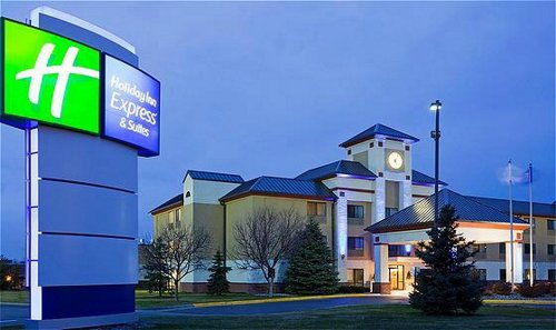 Holiday Inn Express & Suites Minneapolis (Golden Valley) - ad image