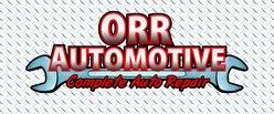 Orr Automotive - ad image