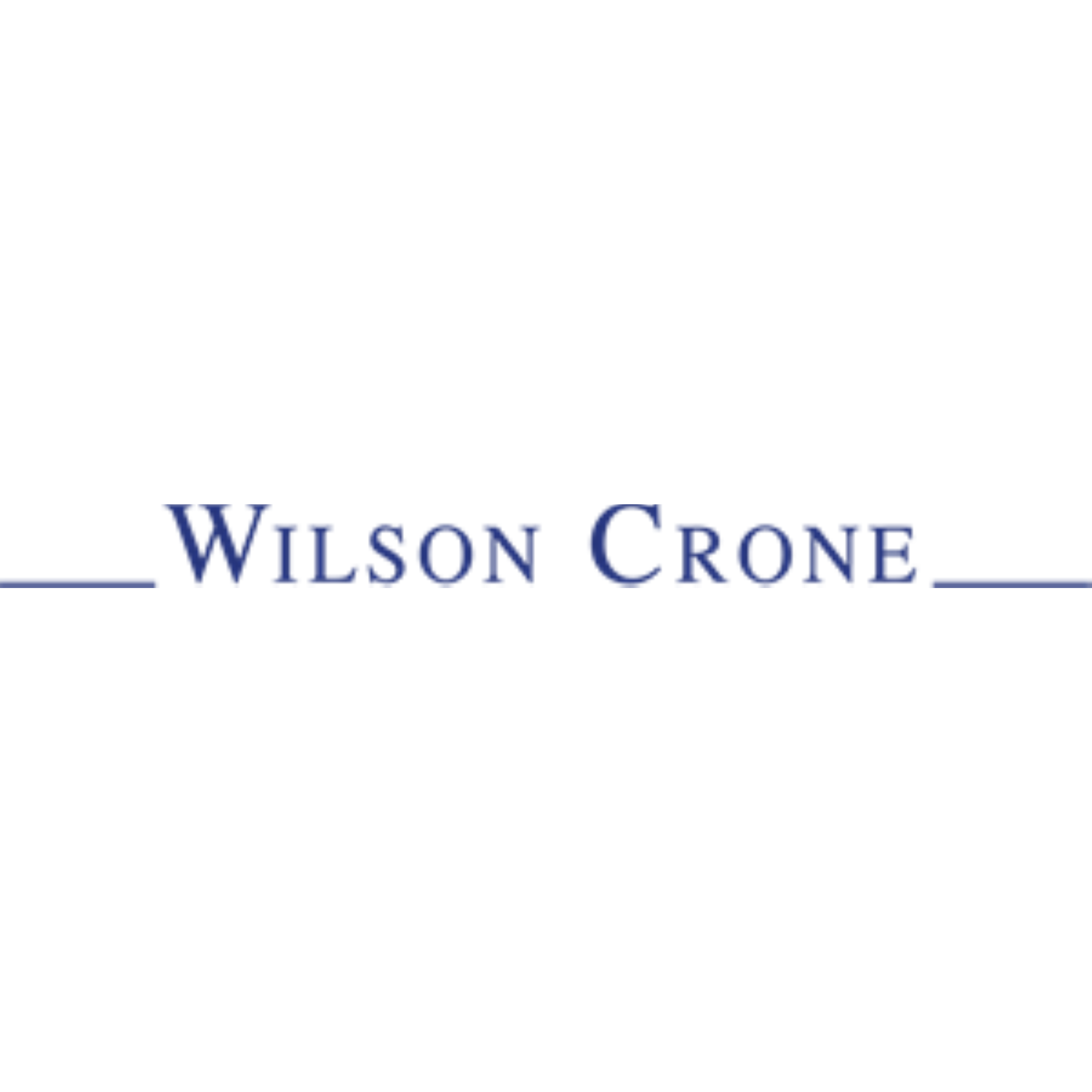 Wilson Crone