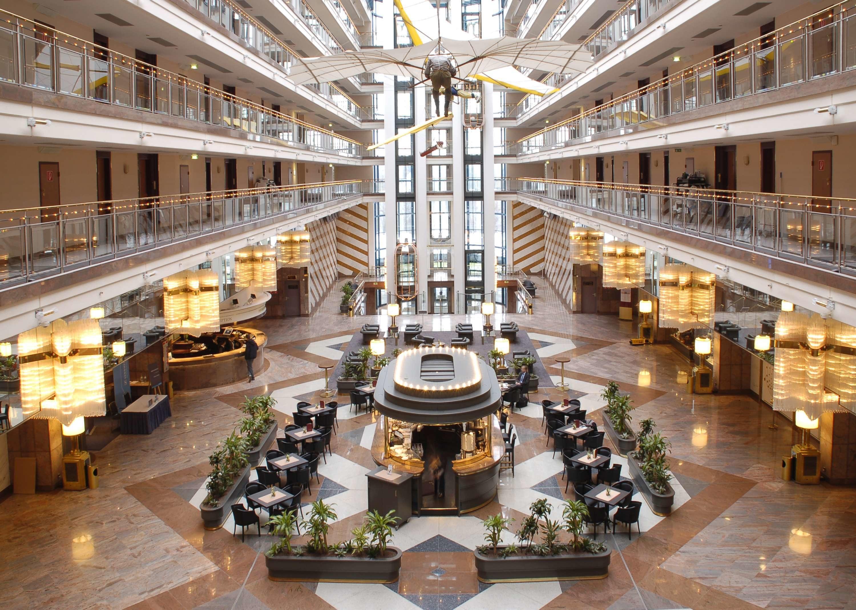 Hotel Plaza Hannover De