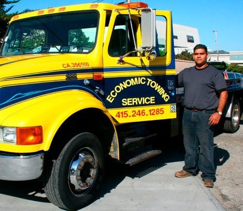 Auto Repair  Rafael on Economic Towing In San Rafael  Ca    415  246 1285
