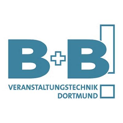 Bild zu B + B Veranstaltungstechnik GmbH in Dortmund