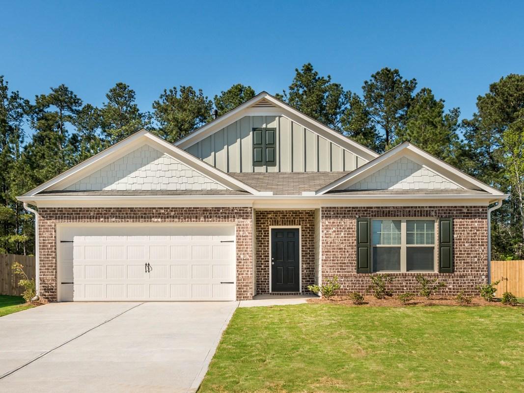 Lgi homes freeman estates jonesboro georgia ga for Lgi homes