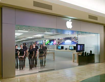 Apple Store, Baybrook