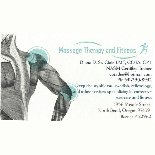 Massage Therapy And Fitness