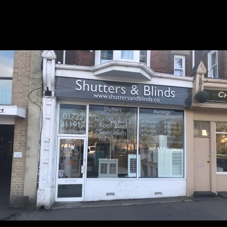 Shutters & Blinds (Salisbury) - Salisbury, Wiltshire SP2 7RP - 01425 626506 | ShowMeLocal.com