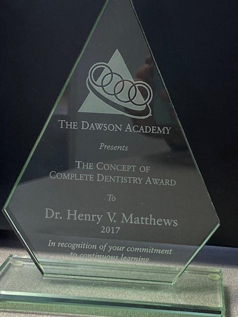 Henry Matthews DDS