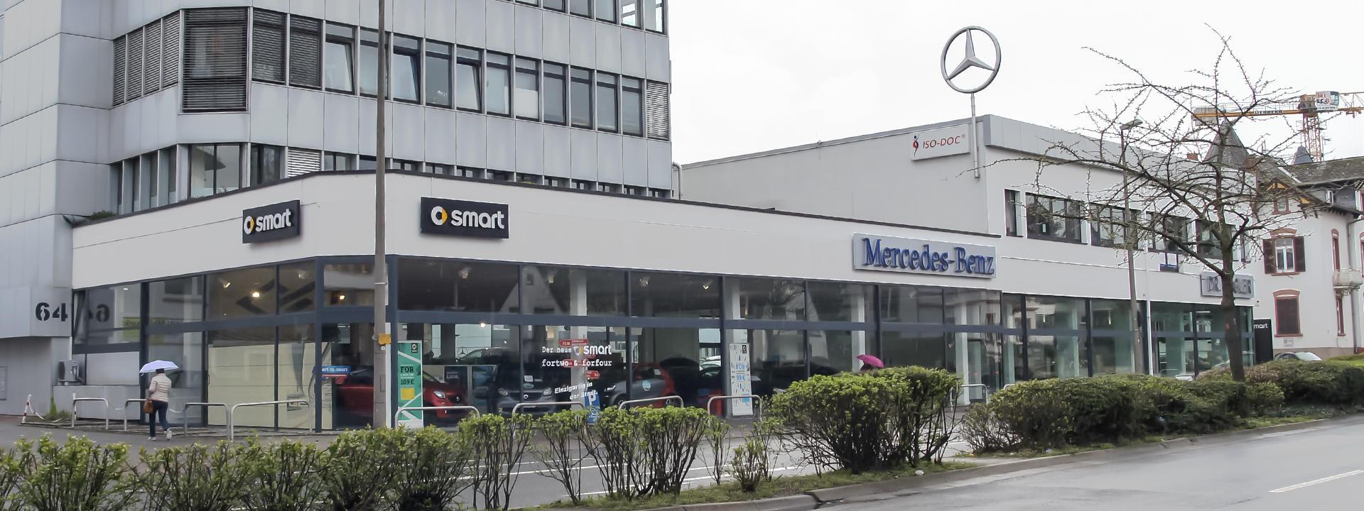 Bild der Mercedes-Benz, smart & AMG Verkauf & Service   Senger GmbH & Co. KG