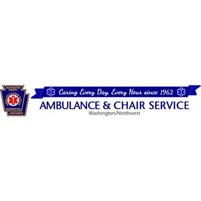 Ambulance & Chair Service - Washington, PA - Ambulance Services