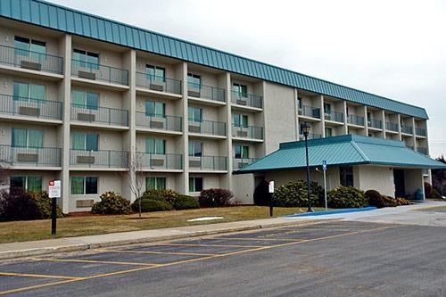 Motel  In Danvers Ma