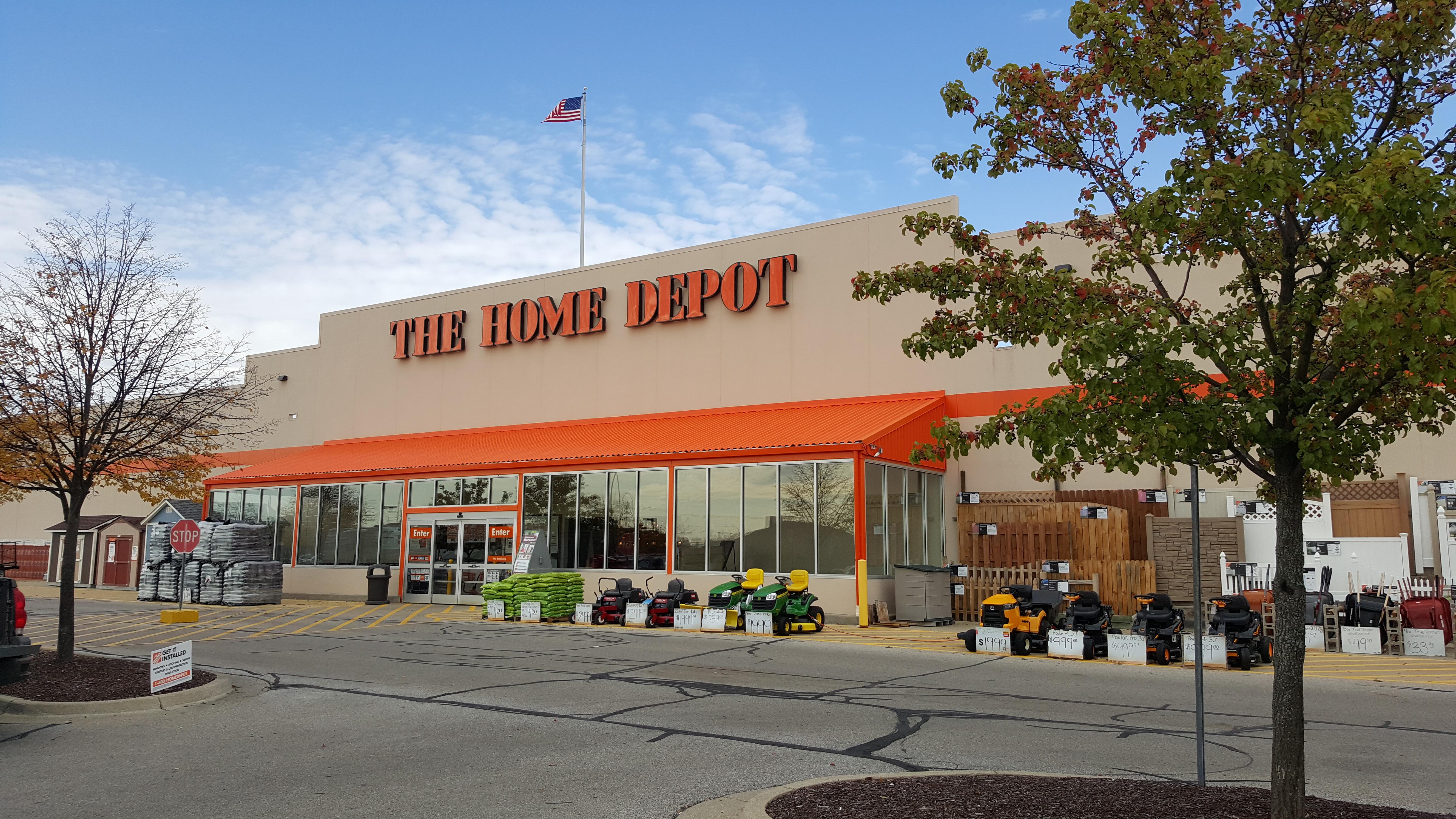 The Home Depot Saginaw Michigan Mi Localdatabase Com