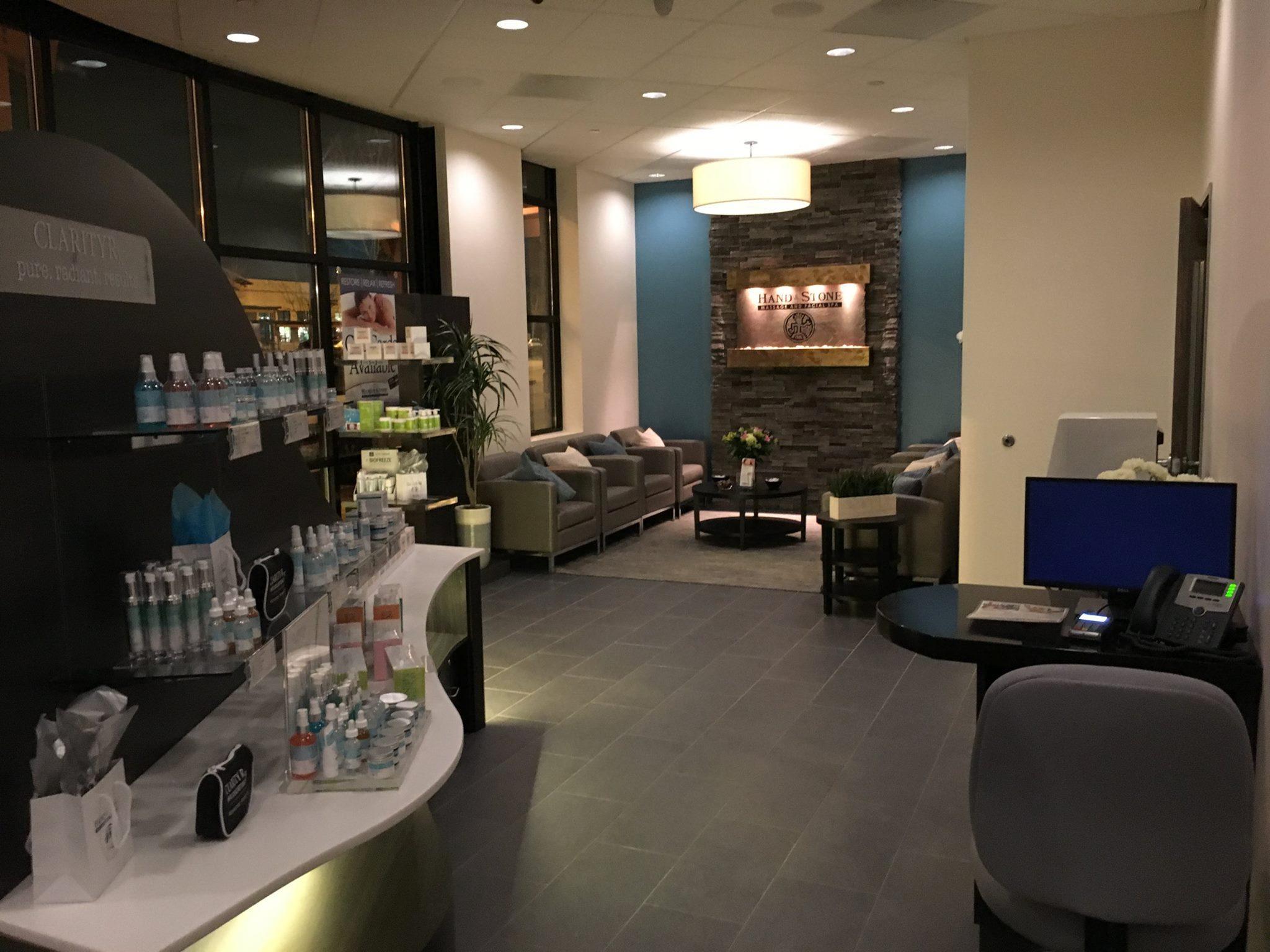 Spa in WA Vancouver 98683 Hand & Stone Massage and Facial Spa 3415 SE 192nd Avenue #108 (360)226-2593