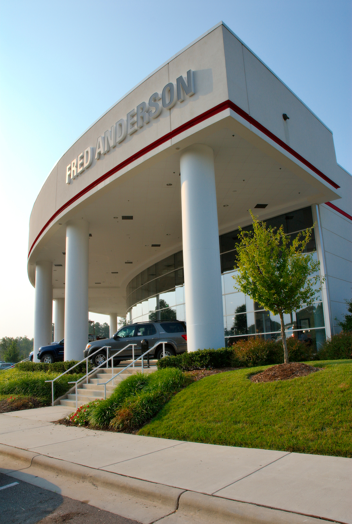 Fred Anderson Toyota, Raleigh North Carolina (NC ...