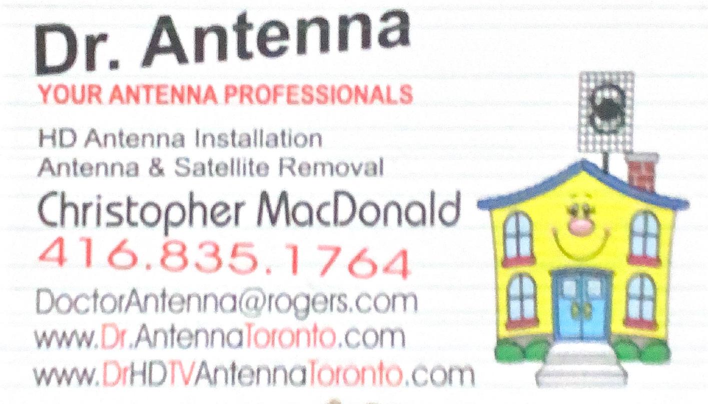 Dr Antenna à York