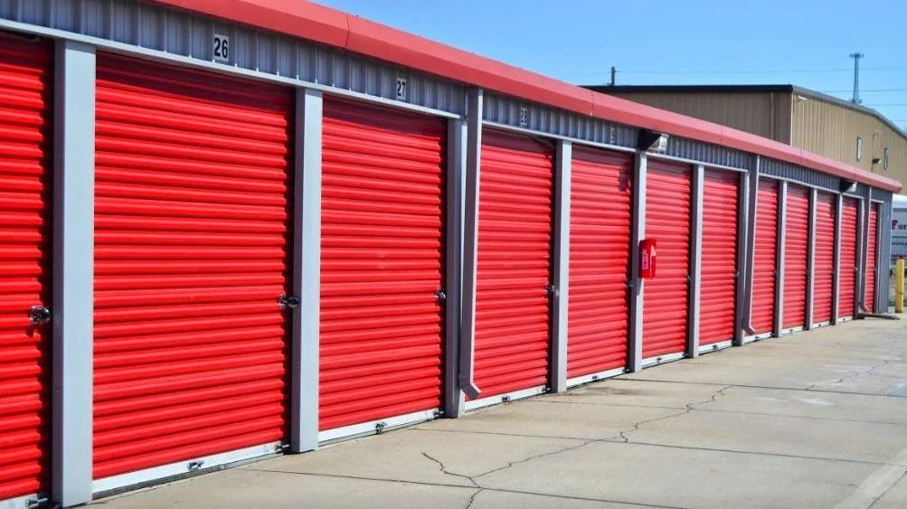 Homebase Storage North Lincoln Lincoln Nebraska Ne