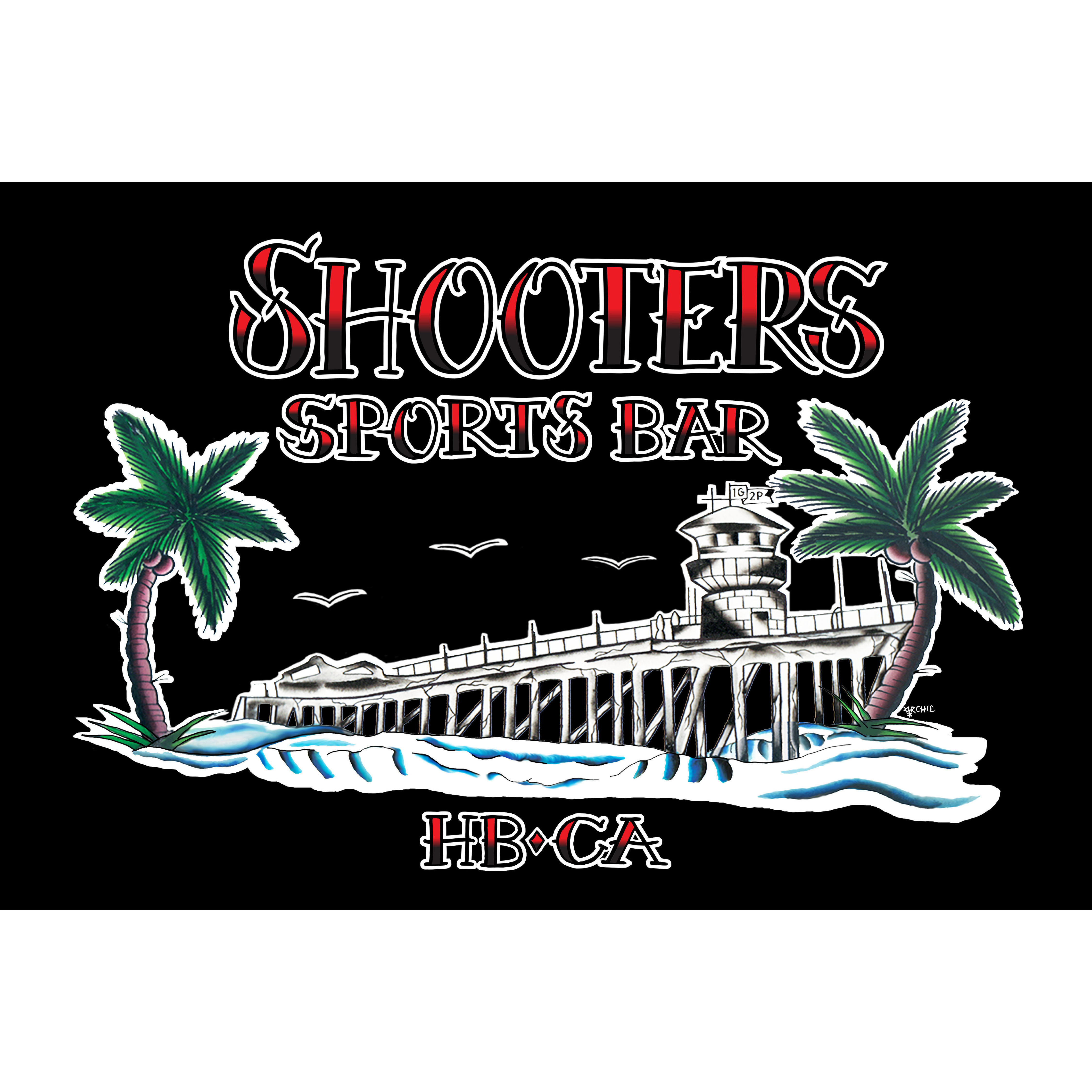 Shooters - Huntington Beach, CA - Bars & Clubs