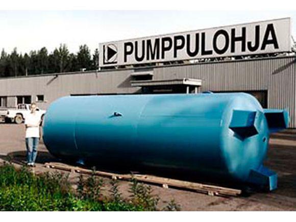Pumppulohja Oy Ab