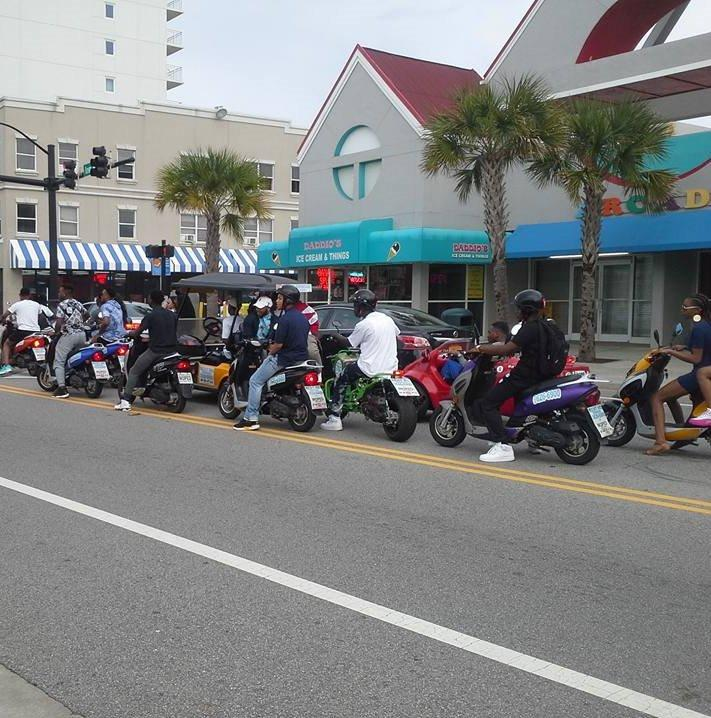 Scooter Rentals South Myrtle Beach