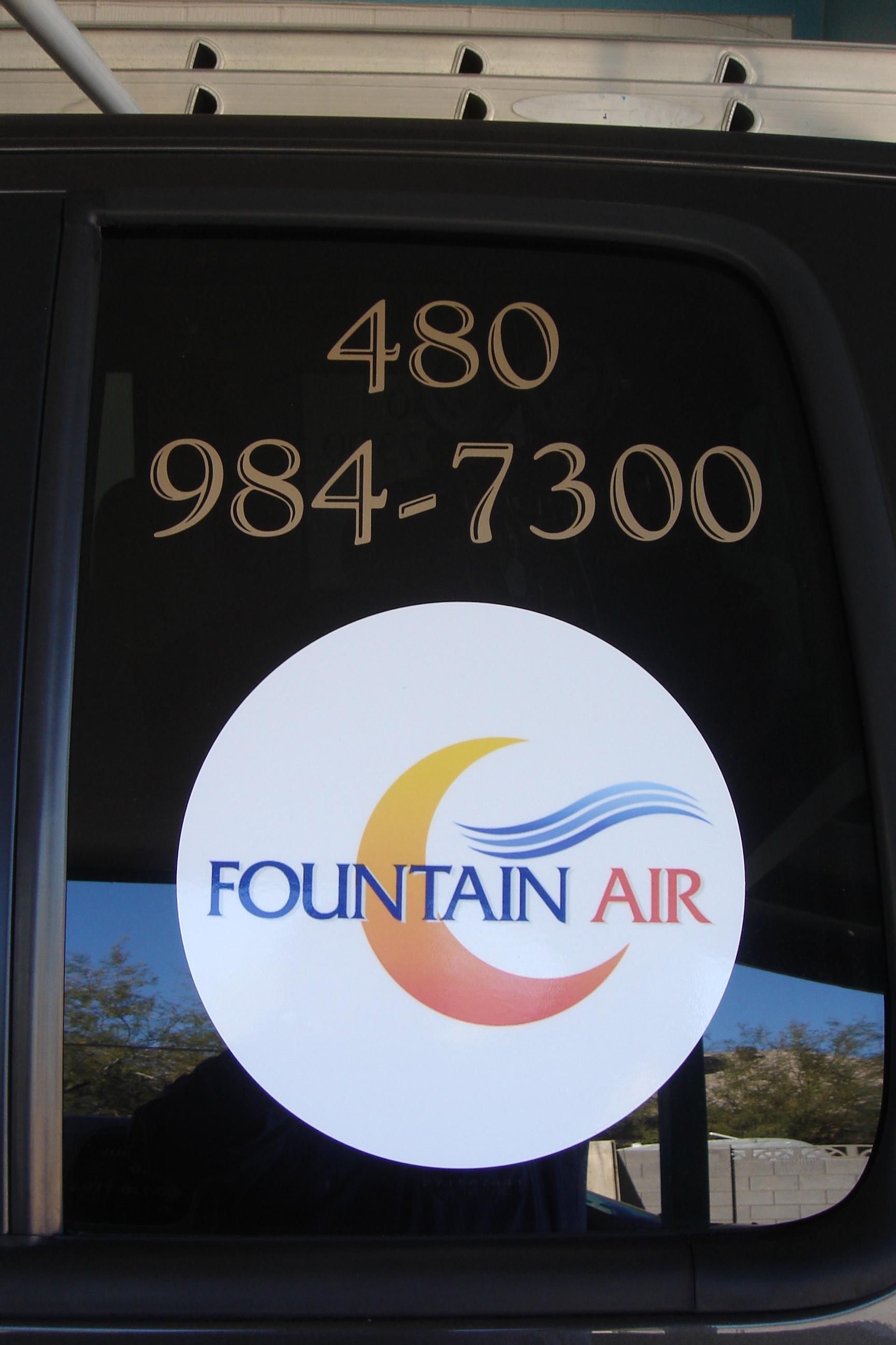 Fountain Air image 0