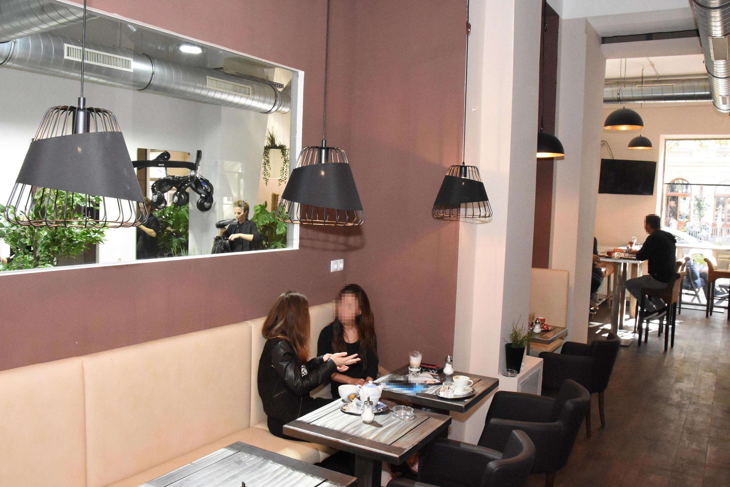I.N. rothen Haarstudio & Kaffeebar