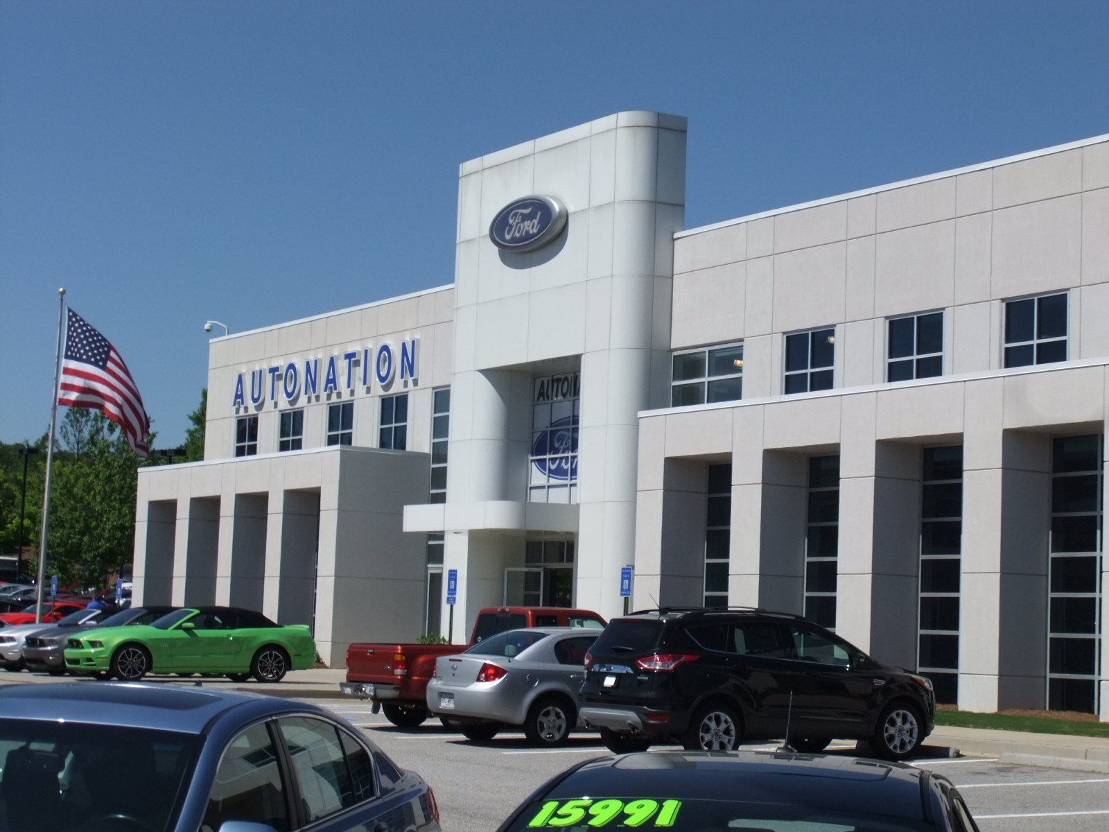 Autonation Ford Marietta In Marietta Ga Whitepages