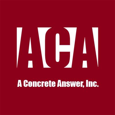 A Concrete Answer Inc - Marstons Mills, MA - Concrete, Brick & Stone
