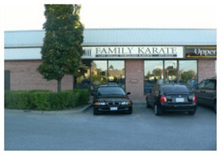 Family Karate Centres London (519)432-5425