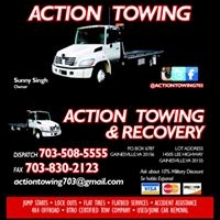 Action Towing
