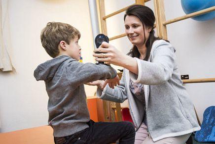 Kind- en Jeugdfysiotherapie Enschede