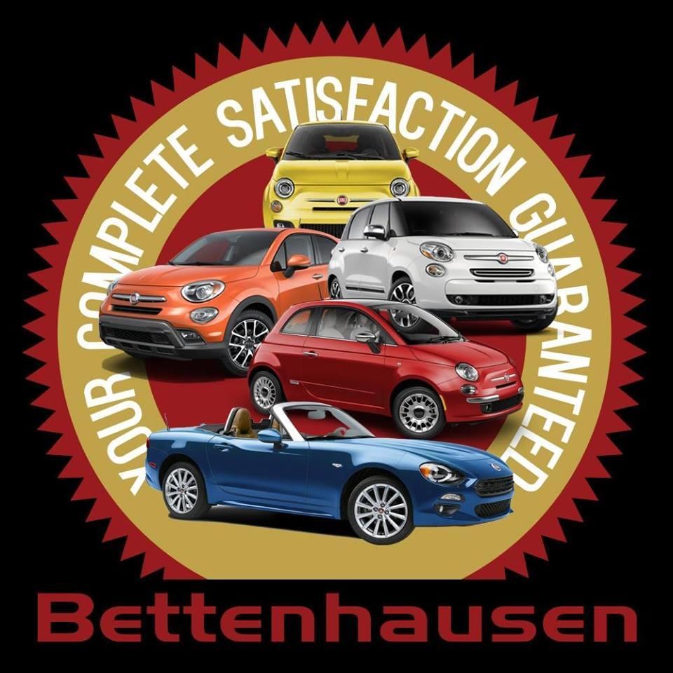 Bettenhausen Fiat Tinley Park Illinois Il
