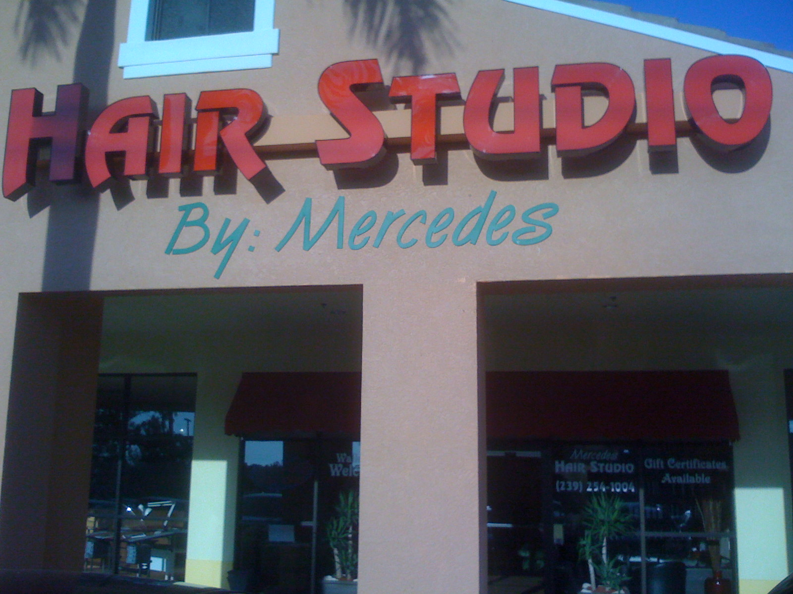 Hair Studio By Mercedes