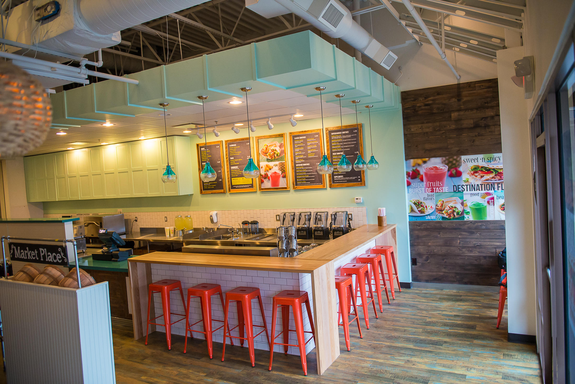 Tropical Smoothie Cafe Rolling Meadows (770)821-1900