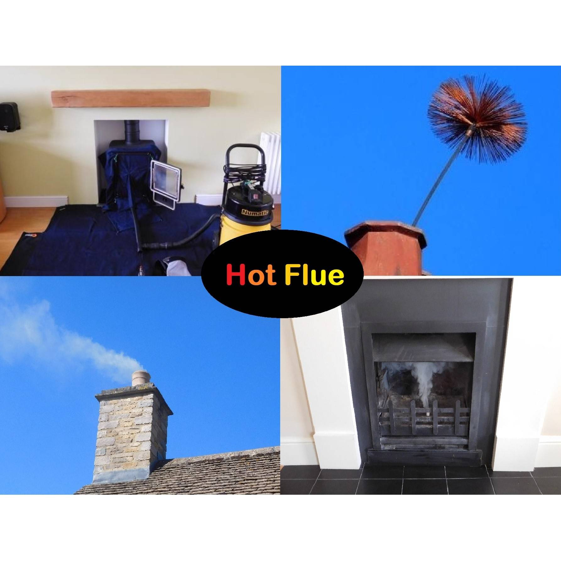Hot Flue - Bath, Somerset BA1 2FJ - 01225 430589 | ShowMeLocal.com