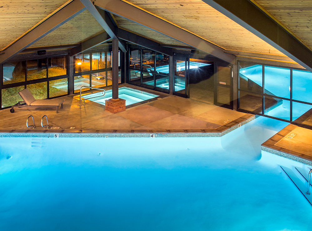 Park city peaks hotel in park city ut 84060 for Cost to build a pool house with bathroom