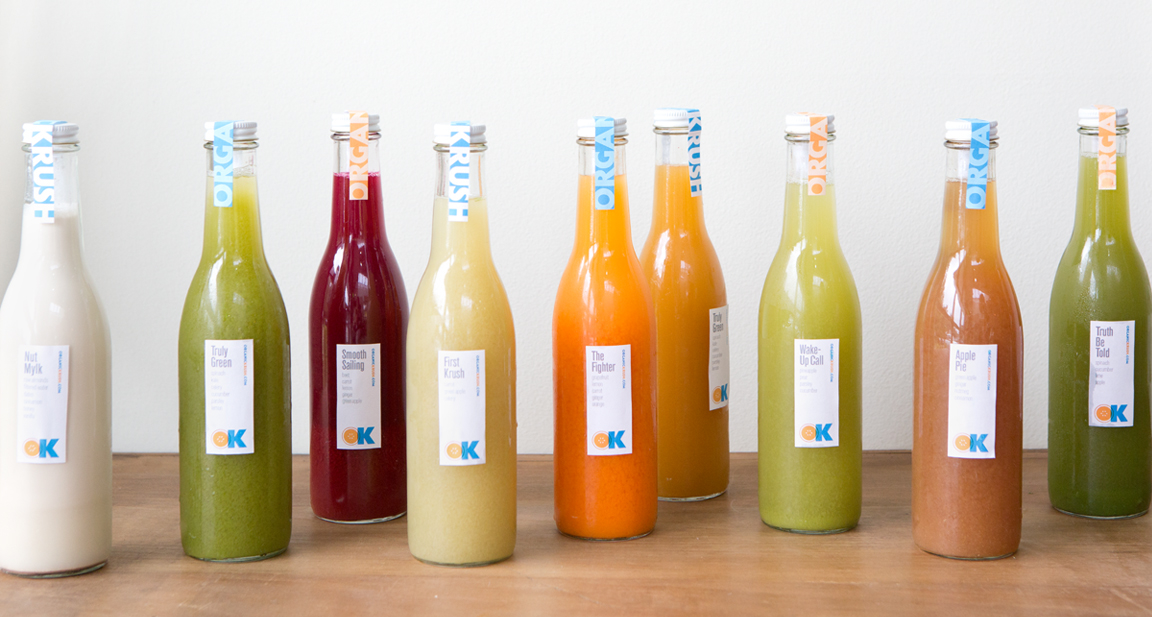 Juice Healthy Food Drink New York Ny