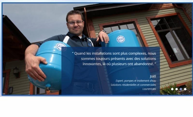 Groupe H2O Inc