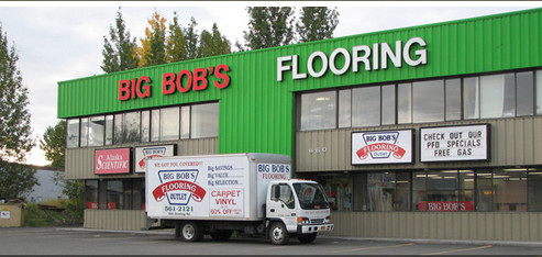 Big Bobs Flooring Outlet Anchorage Alaska Ak