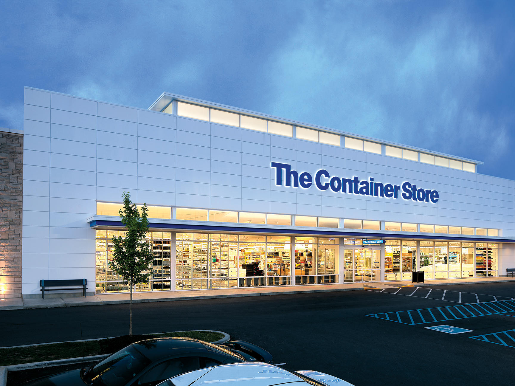 Interview With Container Store President Melissa Reiff