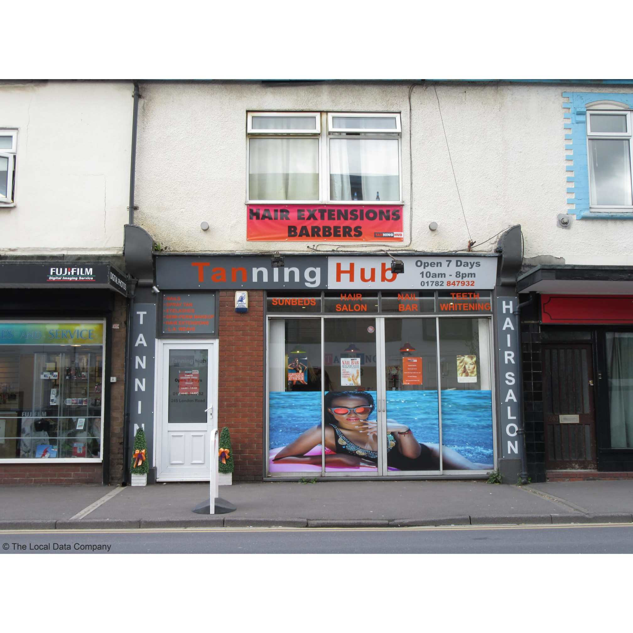 London Road Tattoos & Tanning - Stoke-On-Trent, Staffordshire ST4 5AA - 01782 847932 | ShowMeLocal.com