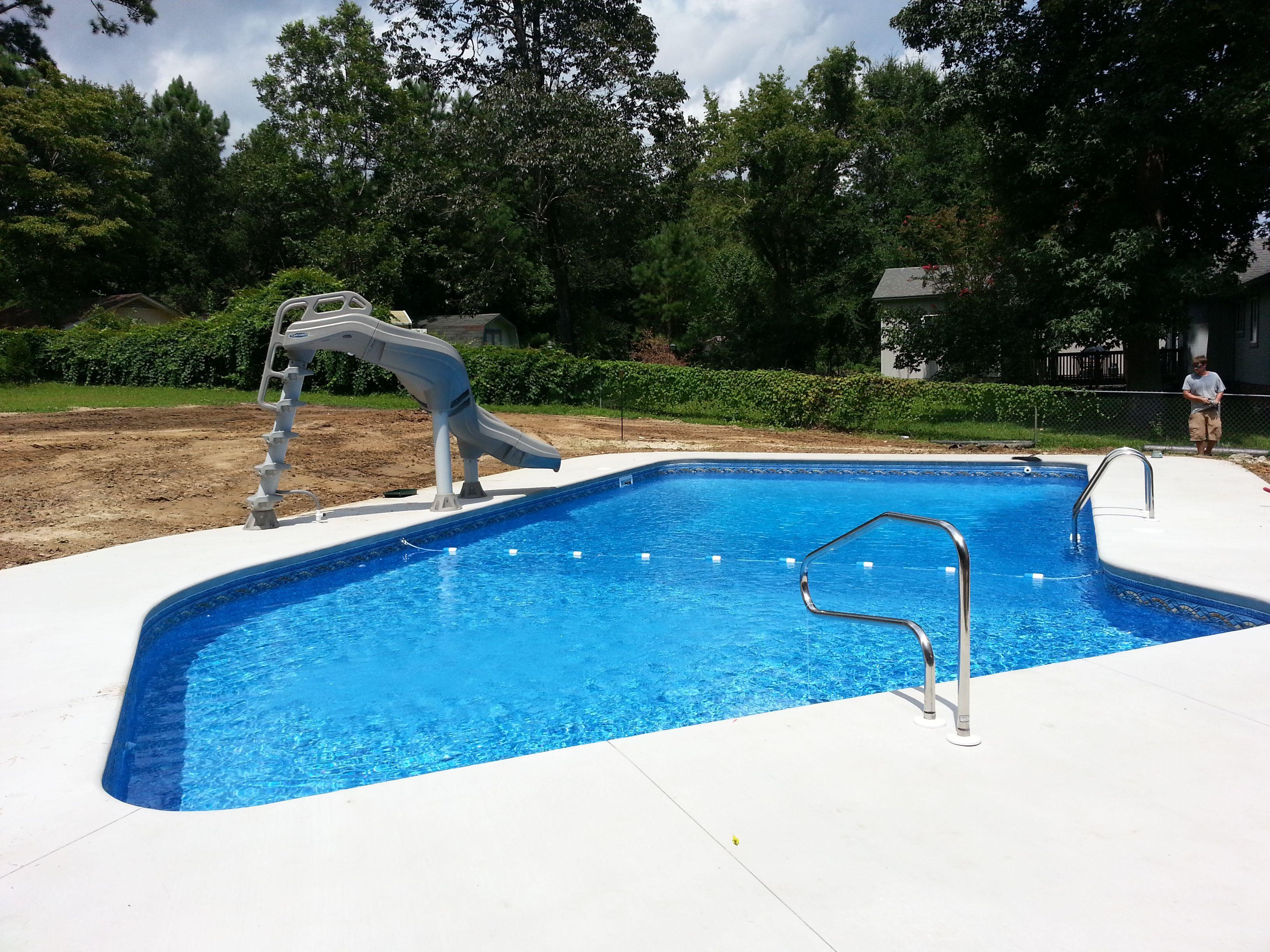 Jfm pools in wilmington nc swimming pool contractors for Pool dealers