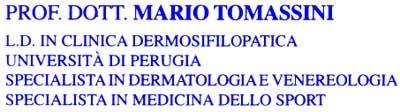 Studio Dermatologico Ass. Tomassini dei Prof. Mario Tomassini e Dr. Gian Marco
