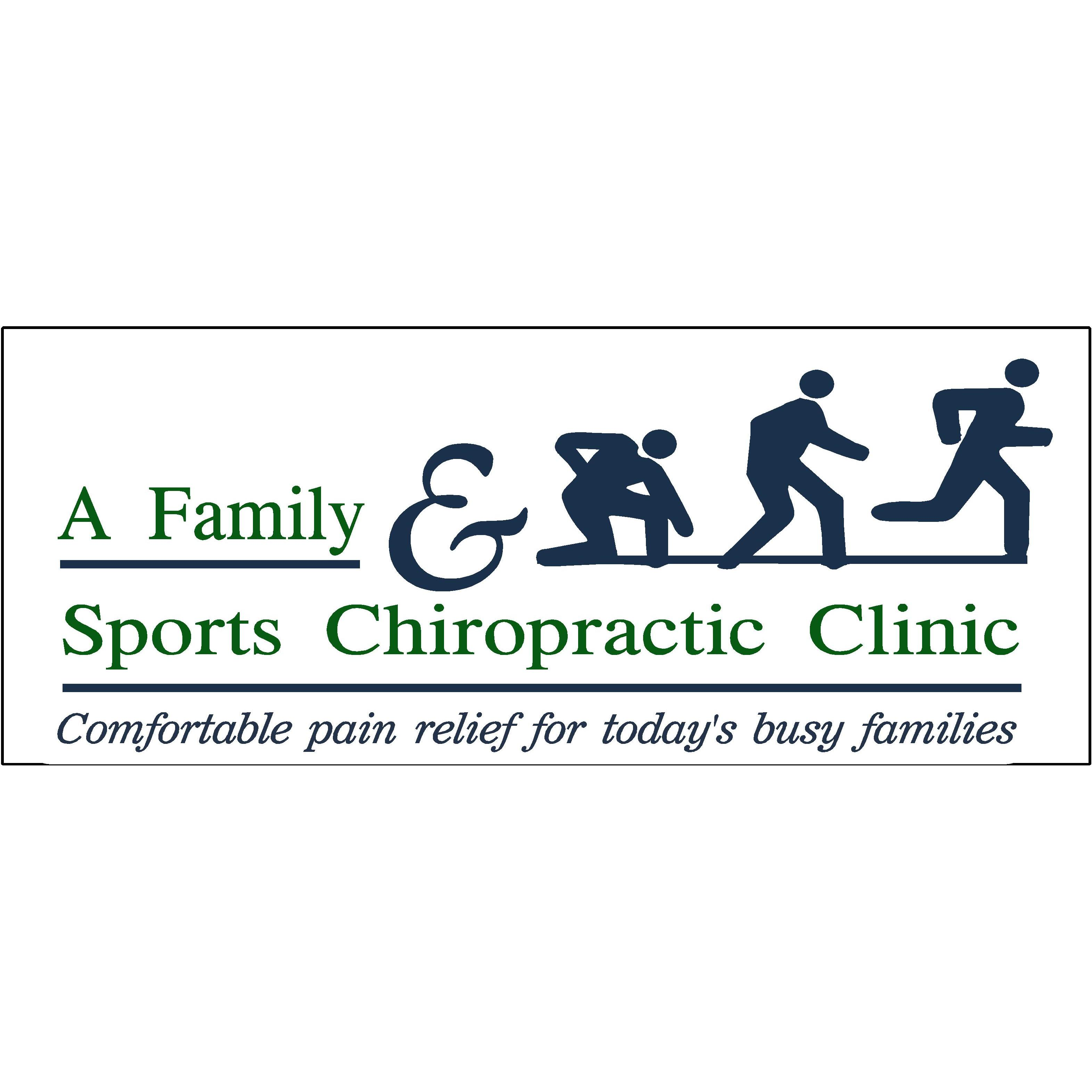 A Family & Sports Chiropractic Clinic