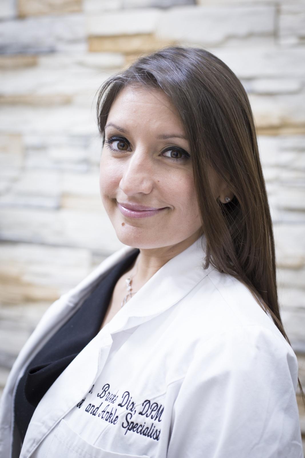 Dr. Brooke M Dix DPM