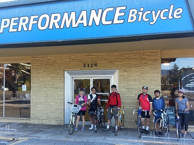 Performance Bicycle - Mountain View, located in Mountain View, is a trusted Trade-In Partner that can help unlock the fair value of your used bicycle to be used towards a new trade-in today.