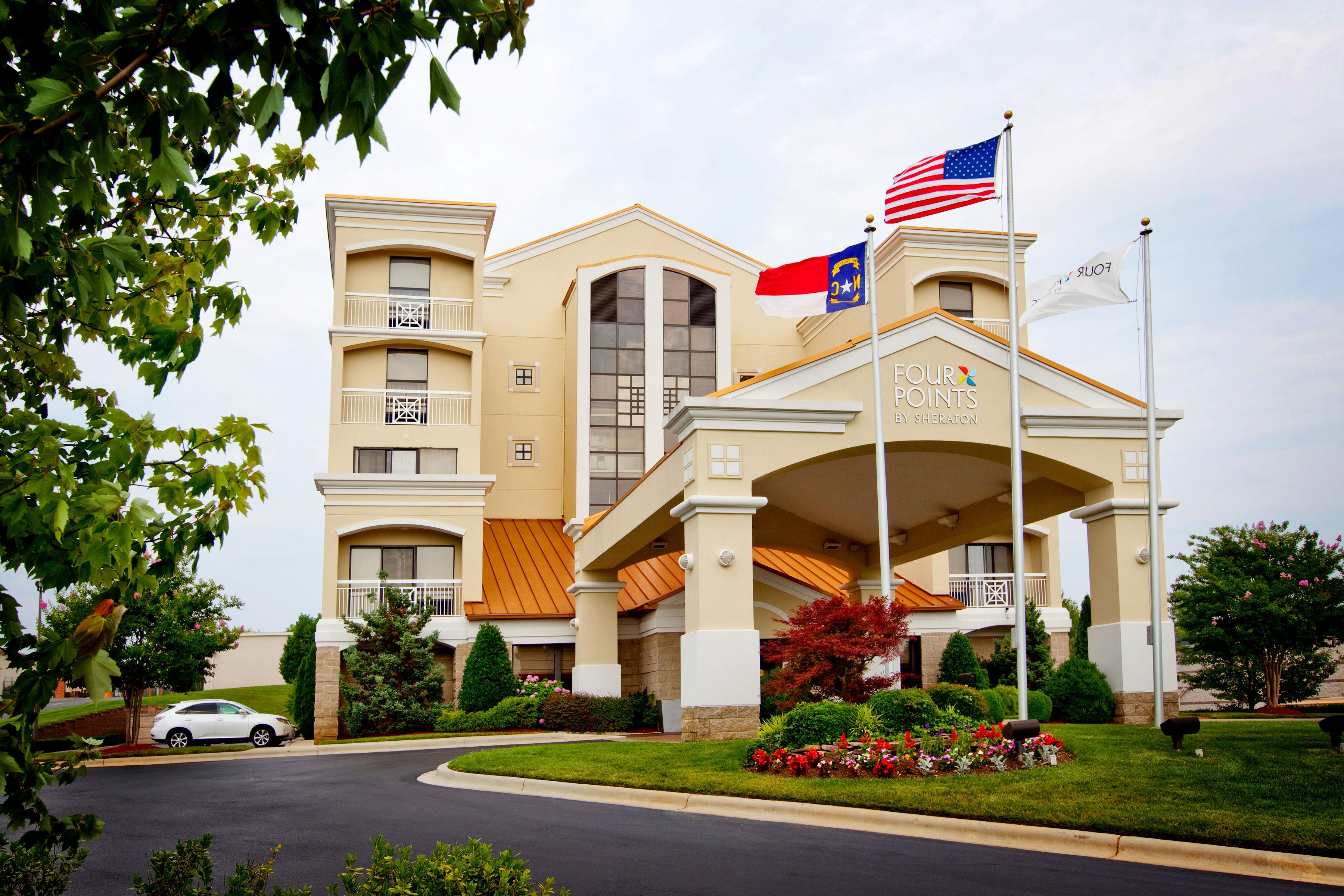 Four Points By Sheraton Charlotte Pineville Pineville North Carolina Nc