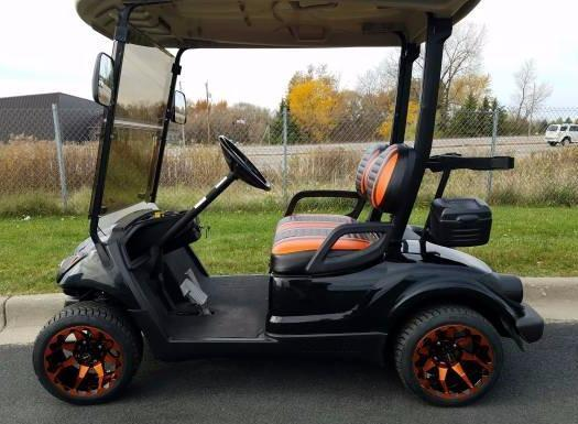 Ultimate golf carts in aitkin mn 56431 for Narrow golf cart