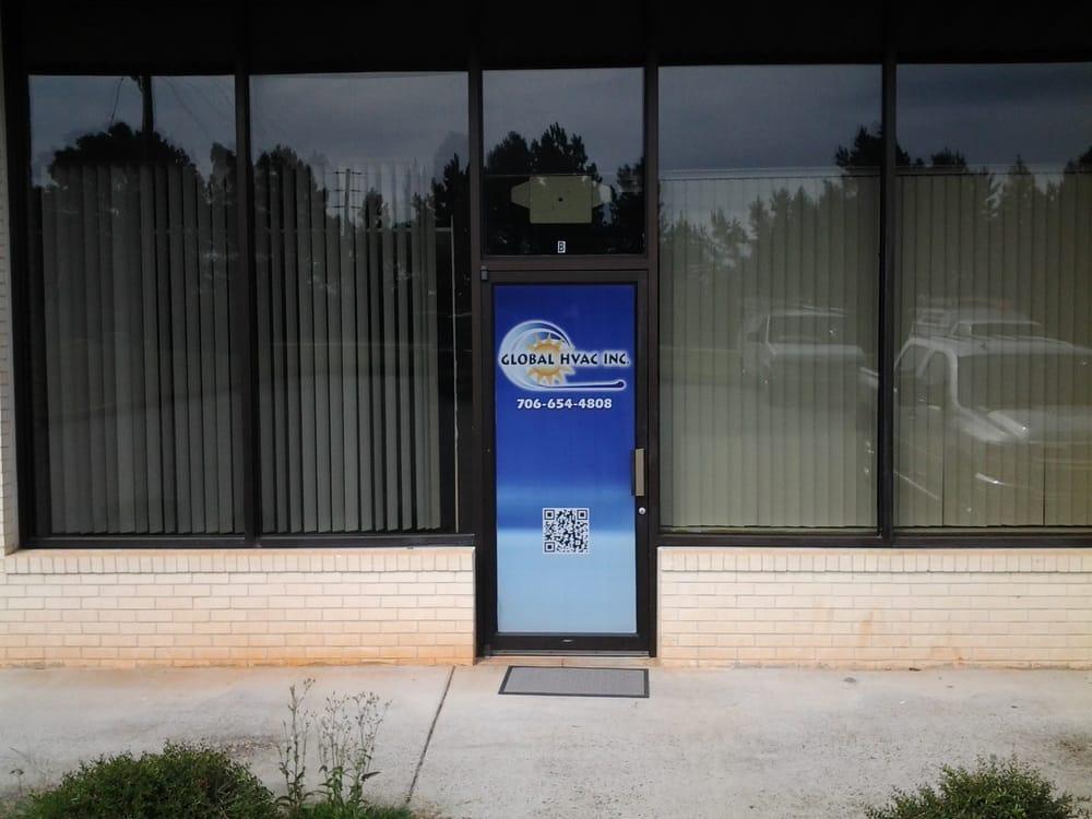 Global HVAC Inc. - Hoschton, GA 30548 - (706)654-4808 | ShowMeLocal.com